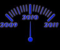 Calendrier de mécanicien illustration de vecteur