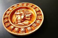 Calendrier maya Images libres de droits