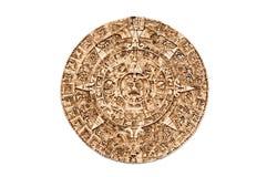 Calendário do Maya Fotos de Stock Royalty Free