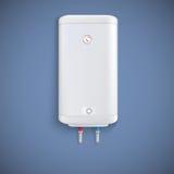 Calentador de agua eléctrico Fotografía de archivo libre de regalías