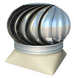 Calentador de la ventilación del tejado Imagen de archivo