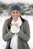 Calentador del invierno fotos de archivo
