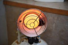 Calentador del propano Imagen de archivo libre de regalías
