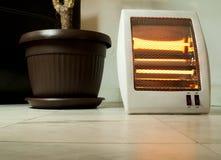 Calentador eléctrico Foto de archivo libre de regalías