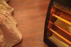 Calentador eléctrico Foto de archivo