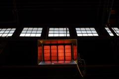 Calentador eléctrico de la extra grande Imagen de archivo