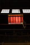 Calentador eléctrico de la extra grande Fotografía de archivo libre de regalías