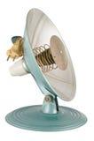Calentador eléctrico viejo Foto de archivo