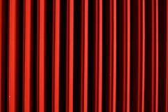 Calentador gráfico del rojo del fondo Foto geométrica, abstracta Fotografía de archivo