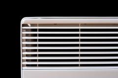 Calentador y radiador del sitio Imagen de archivo