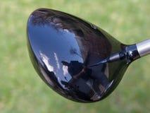 Calentamiento del golf Foto de archivo