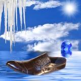 Calentamiento del planeta Imágenes de archivo libres de regalías