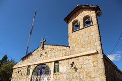 Calera-Kirche Lizenzfreie Stockbilder