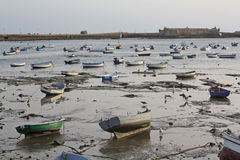 Caleta beach Stock Photo