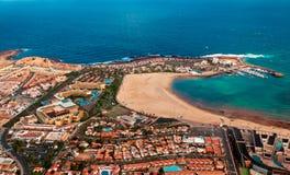 caleta de Fuerteventura fuste Zdjęcia Stock