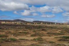 Caleta de Fuste, Fuerteventura, Canary Island, Spain Royalty Free Stock Photo