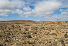 Caleta de Fuste, Fuerteventura, Canary Island, Spain Stock Photo
