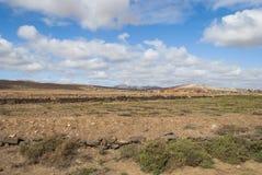 Caleta de Fuste, Fuerteventura, Canary Island, Spain Royalty Free Stock Photography