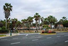 Caleta De Fuste, Fuerteventura, wyspa kanaryjska, Hiszpania Zdjęcia Stock