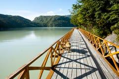 Caleta Tortel, Chile - zdjęcie royalty free
