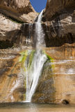 Calf Creek Falls Stock Image