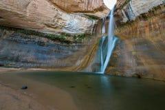 Calf Creek Falls, Calf Creek Canyon, Grand Staircase-Escalante N Royalty Free Stock Photography