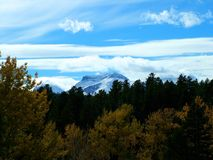 Calf Robe Mountain, Fall Royalty Free Stock Images