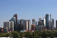 Calgary Royalty Free Stock Photos