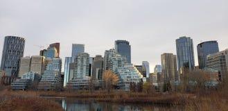 Calgary Alberta Canada foto de archivo