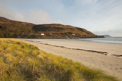 Calgary Bay beach Isle of Mull Argyll and Bute Scotland uk Scottish Inner Hebrides Royalty Free Stock Images