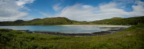Calgary Bay, Mull, Scotland Royalty Free Stock Image