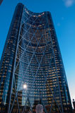 Calgary, Bogen-Turm Stockfotografie