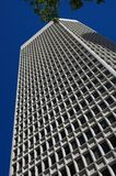 Calgary, Canada Skyscraper. Coporate offices in Calgary Alberta, Canada Stock Photos