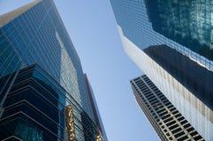 Calgary, Canada Skyscrapers Stock Images