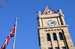 Calgary City Hall Royalty Free Stock Image