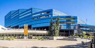 Calgary City Hall Royalty Free Stock Image