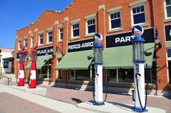 Calgary, Erbe-Park Lizenzfreie Stockfotos
