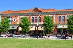 Calgary, Erbe-Park Lizenzfreies Stockfoto