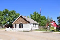 Calgary, Heritage Park Stock Photo