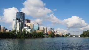 Calgary horisont lager videofilmer