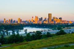 Calgary Kanada fotografia stock