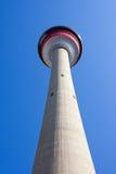 Calgary-Kontrollturm Lizenzfreie Stockfotografie