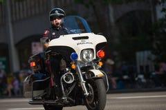 Calgary-Polizei die Stadt von Calgary stockfoto