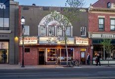 Calgary's Inglewood district Stock Photography