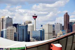 Calgary Saddledome royalty free stock images