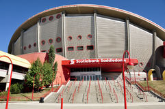 Calgary Saddledome stock images