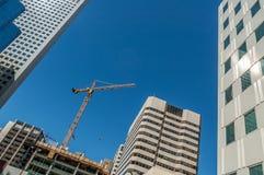 Calgary Skyline Stock Photography