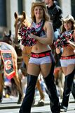 Calgary Stampede Parade 2014 - greatest outdoor show on earth Royalty Free Stock Photography