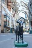 Calgary, Stephen Ave Royalty Free Stock Photo