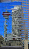 Calgary tower stock photo